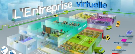 L'entreprise virtuelle ou comment sensibiliser différemment sur la sécurité au travail