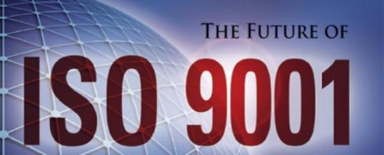 C'est acté, la prochaine version de l'ISO 9001 sortira en 2015 !