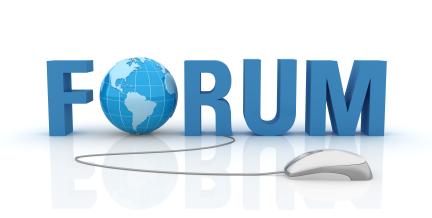 Nouveau : Qualiblog vous propose un espace forum !