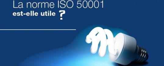 Bonification des Certificats d'Economies d'Energie (CEE) avec l'ISO 50001 en deux niveaux