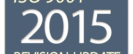 ISO 9001 version 2015 : Tour de France pour tout savoir sur la prochaine version de la norme