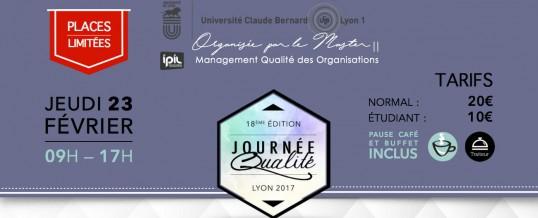 Évènement : Conférence à Lyon – « Managez le changement ! Votre enjeu pour demain »